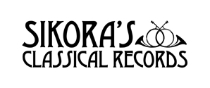 Sikora's Classical Records
